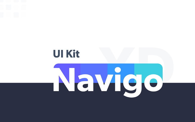 Navigo-Transportation-UI-Kit - 53+ BEST FREE Adobe XD Web & Mobile Kits [year]