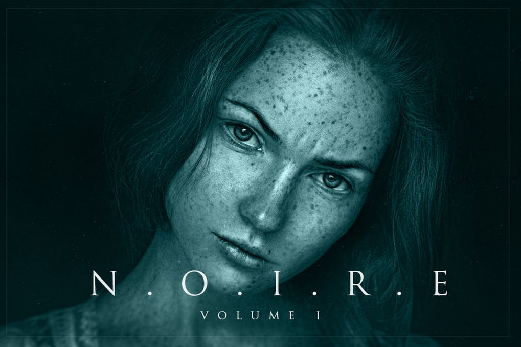 Noire-Photoshop - 50+ BEST Photo Editing Photoshop Actions [year]