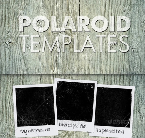 Polaroid-Templates - 33+ FREE Color Gel Photography SAMPLE [year]