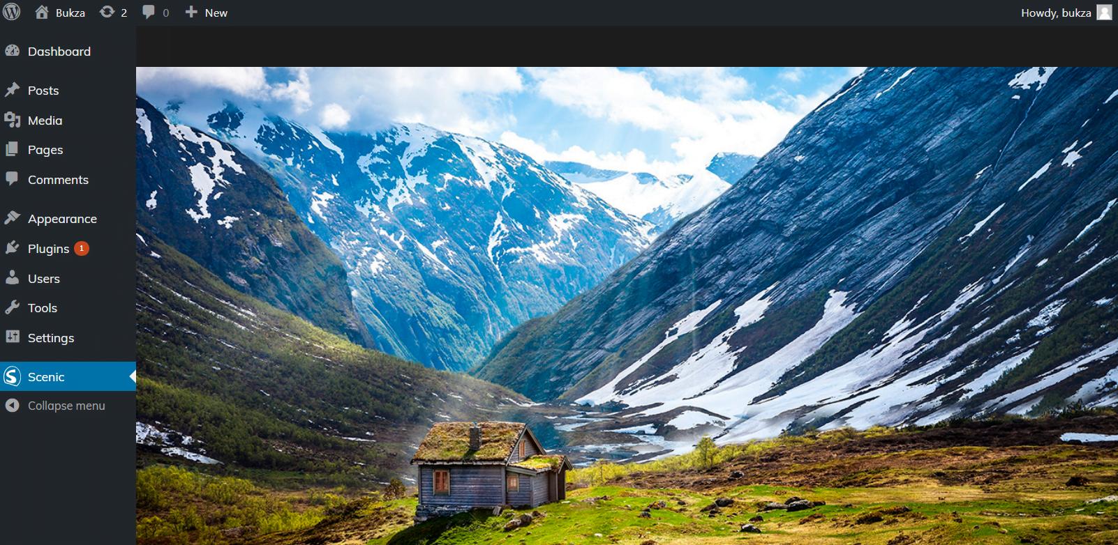 Scenic-3D-Photo - 35+ TOP WordPress Parallax Plugins [year]