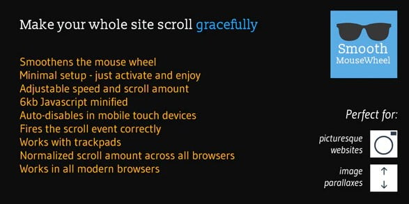 Smooth-MouseWheel - 35+ TOP WordPress Parallax Plugins [year]