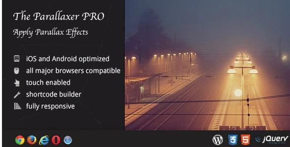 The-Parallaxer-WP - 35+ TOP WordPress Parallax Plugins [year]
