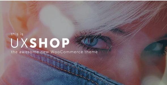 UX-Shop - 53+ Pretty Ecommerce WordPress Themes [year]