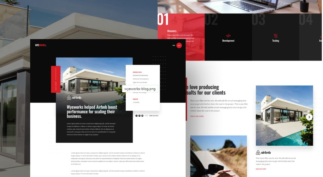 Wyeworks-Blog - 63+ FREE NICE Blog Layout Designs IDEA [year]