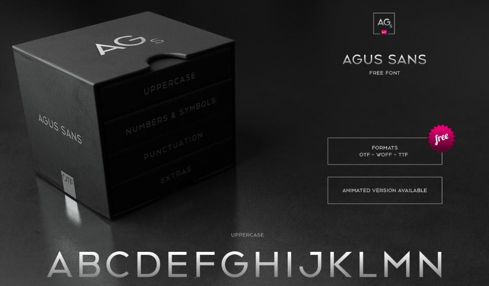 Agus-Sans