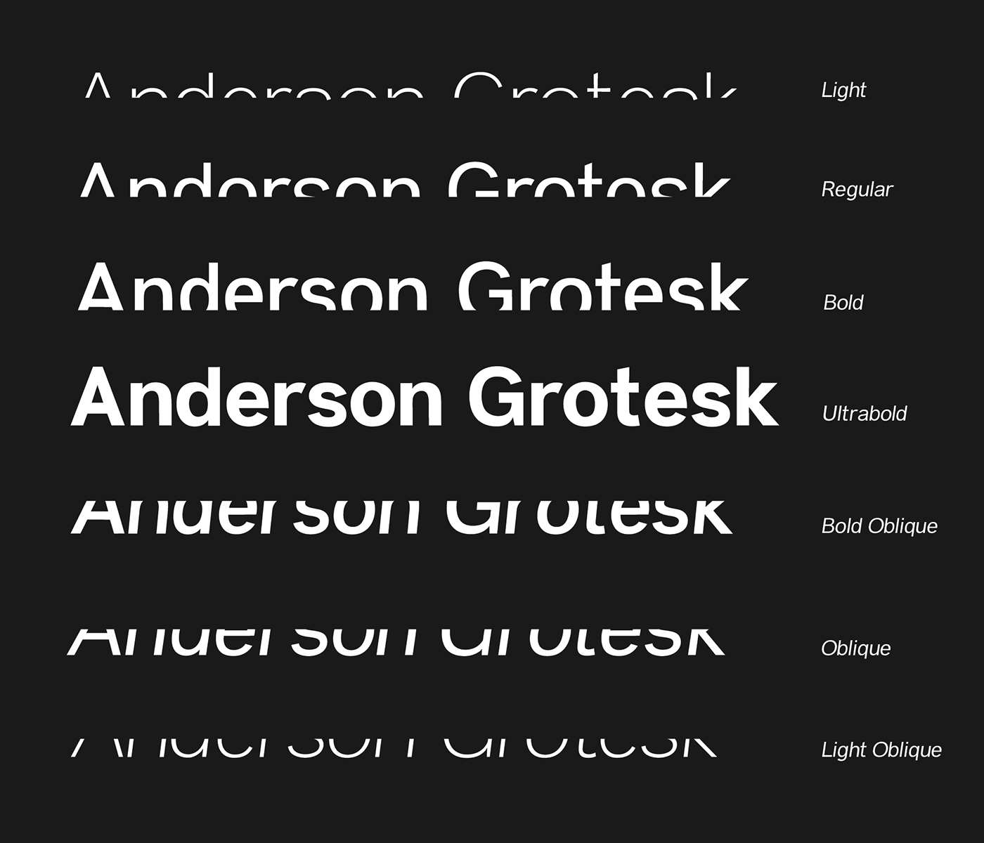 Anderson-Grotesk