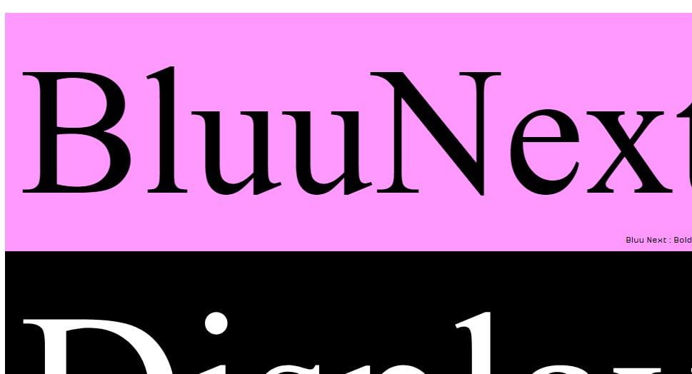 Bluu-Next