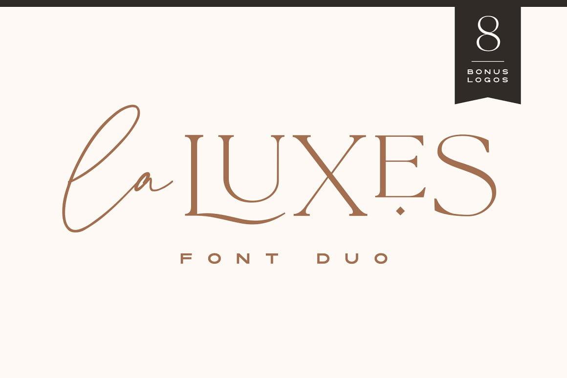 La-Luxes-Font - 63+ BEST FREE Fontaholic Fonts [year]
