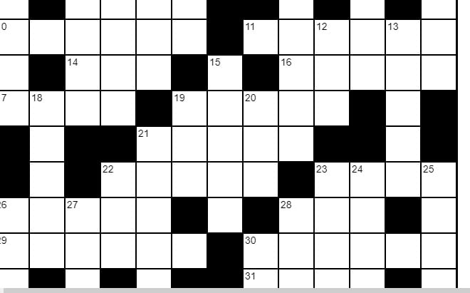 Pure-CSS-crossword - 38+ FREE CSS Grid Layout EXAMPLE [year]