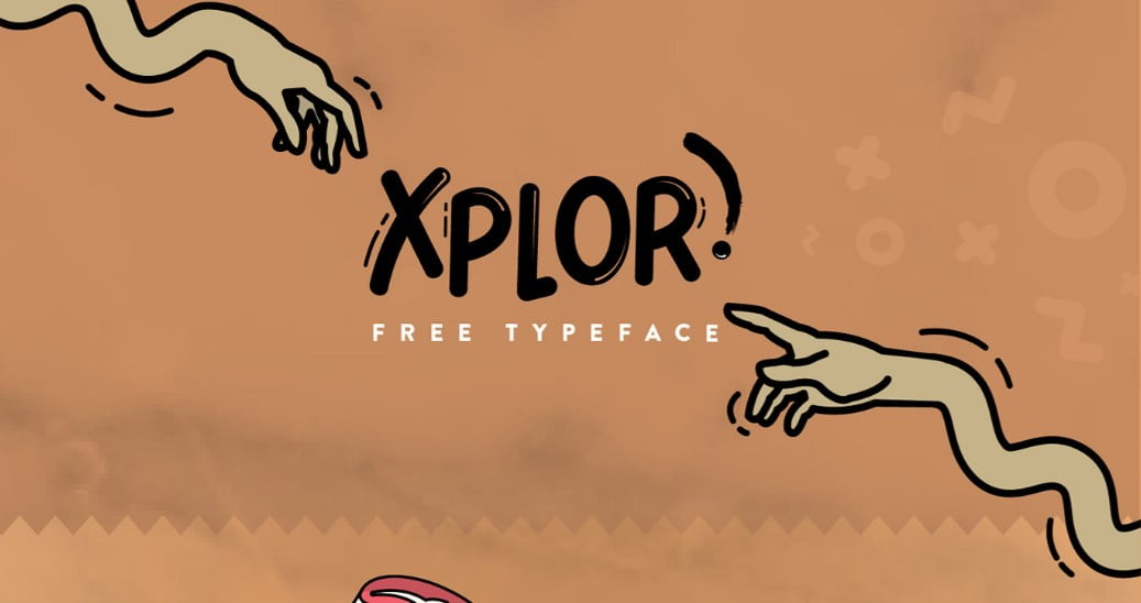 XPLOR - 63+ BEST FREE Fontaholic Fonts [year]