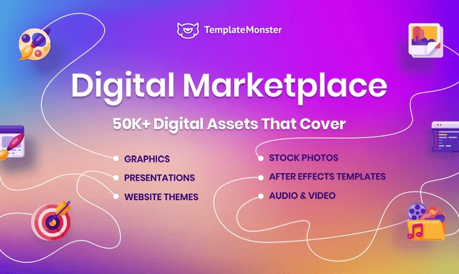 TemplateMonster-Digital-Marketplace - TemplateMonster Digital Marketplace: The Best Place to Buy and Sell Templates?