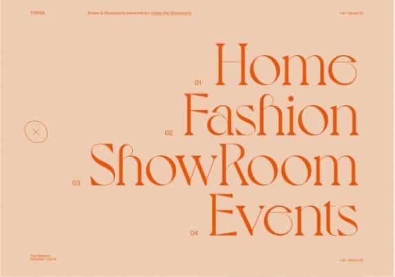 FWWA - 39 BEST FREE Bold Typography Web Designs